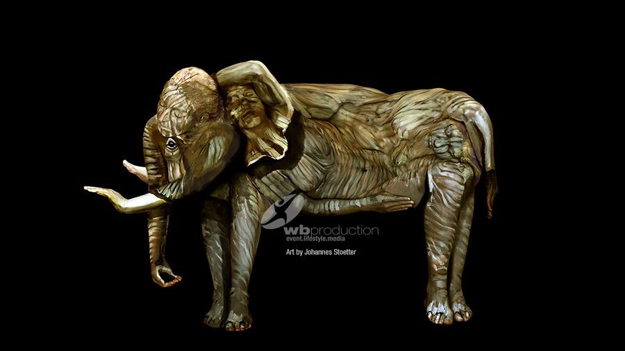 106 WWF Elephant Logo 900Px